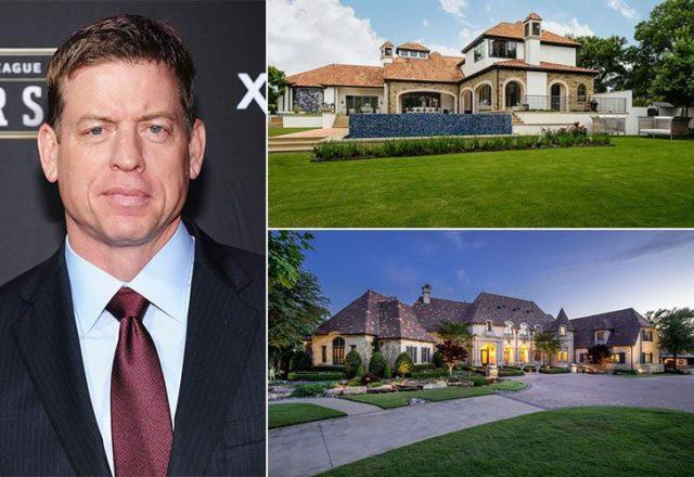 Troy Aikman – $24 Million, Texas